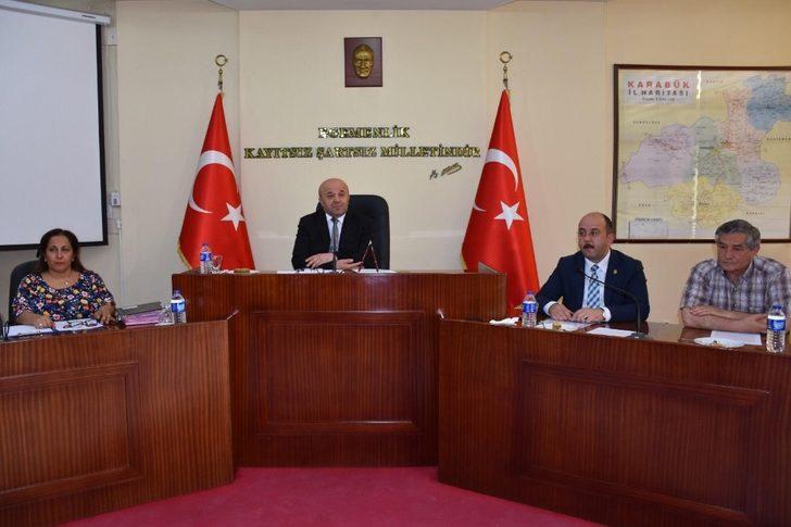 Karabük İl Genel Meclisi Olağan Toplantısı