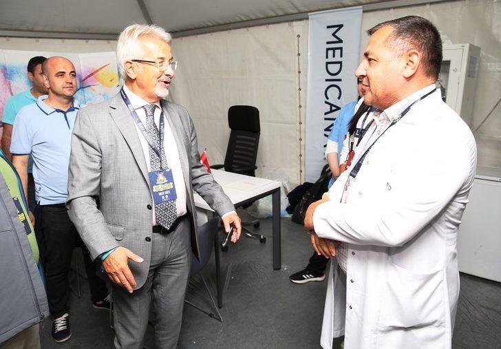 Nilüfer Müzik Festivalinin sağlık sponsoru değişmedi