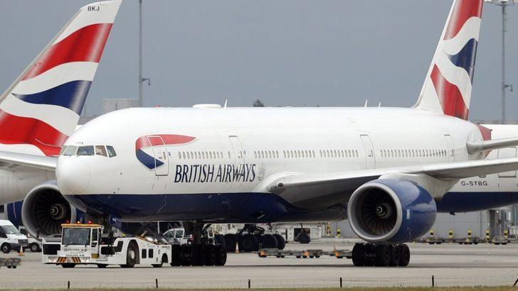 British Airways'in 4 bin pilotu ilk kez greve gitti: Günlük maaliyet 40 milyon pound olarak hesaplanıyor