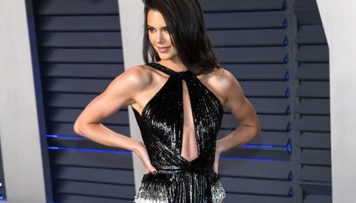 Kendall Jenner'den Brad Pitt itirafı