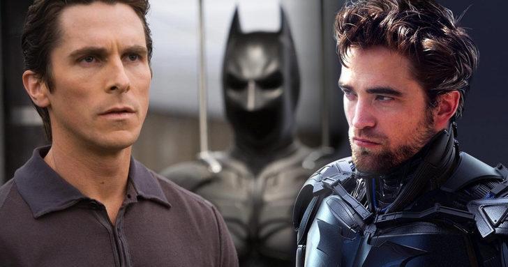 Christian Bale'den Robert Pattinson'a destek