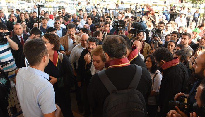 Çorlu'daki tren kazası davası gergin başladı