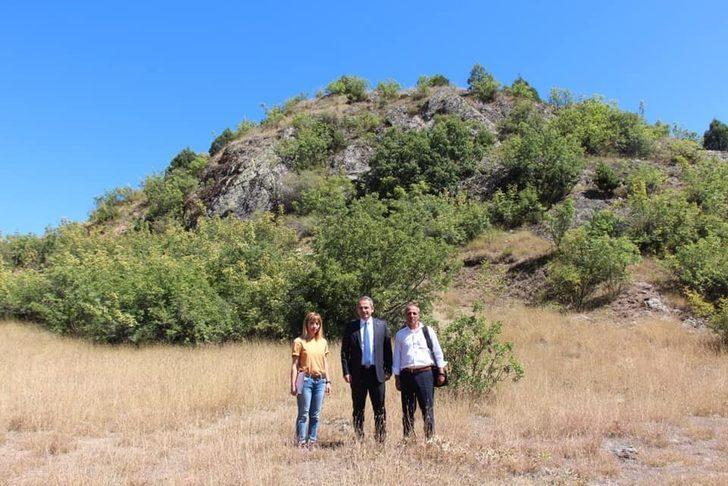 Tosya'da Gavurkayalıkları'na kazı talebi
