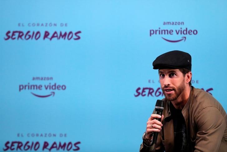 Sergio Ramos'un hayatı belgesel oldu