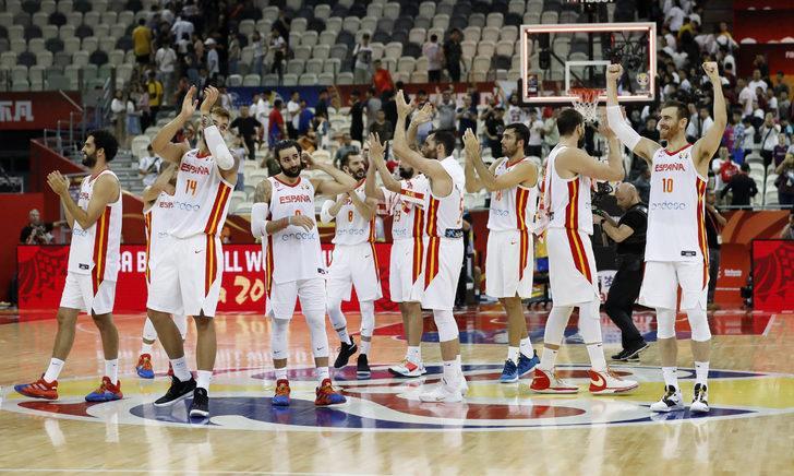 İspanya 90 - 78 Polonya