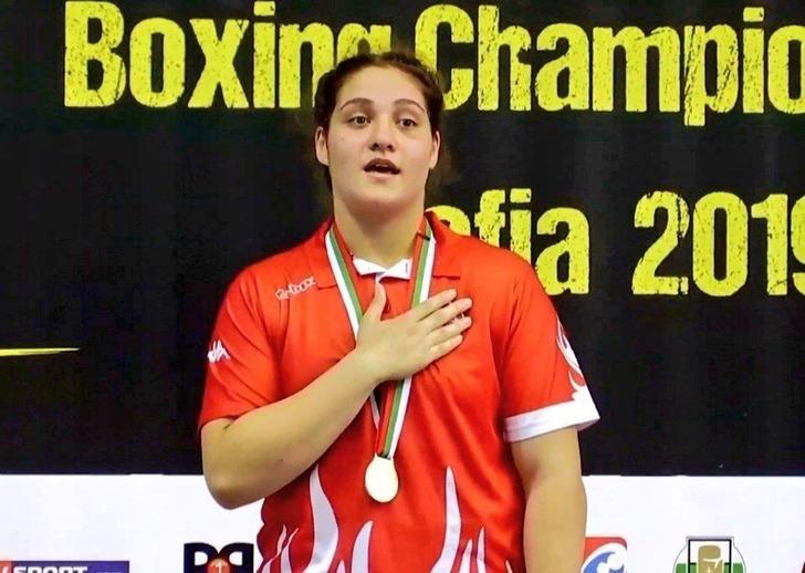 Büşra Işıldar, Avrupa şampiyonu