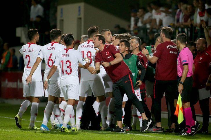 Moldova 0 - 4 Türkiye