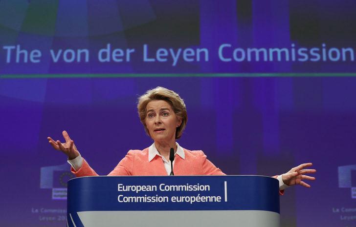 Ursula von der Leyen: Türkiye, AB üyesi olma yönünde ilerlemiyor