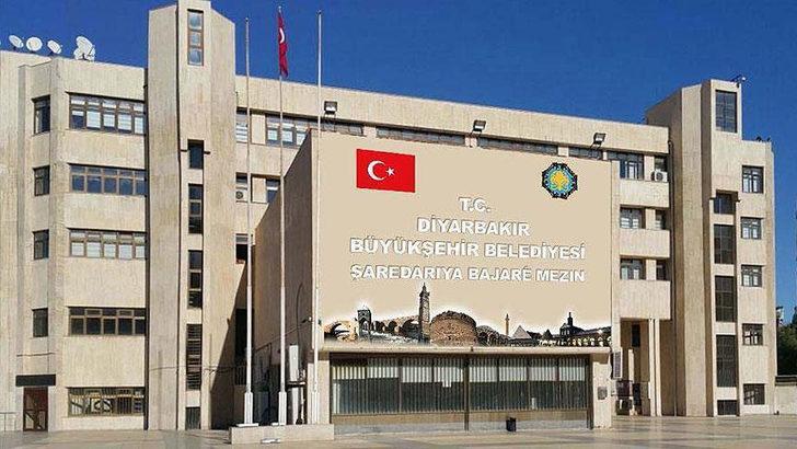 Diyarbakır Büyükşehir Belediyesi'nin o kararı iptal edildi