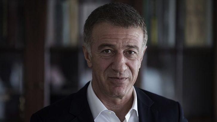 Ahmet Ağaoğlu: Dileğimiz başarı merdivenlerini tırmanmak