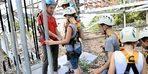 Küçükçekmece'de Macera Parkları 6 ayda 4 bin 50 ziyaretçi ağırladı