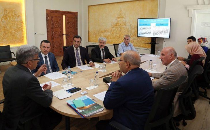 Van Büyükşehir eylül ayı meclis toplantısı yapıldı