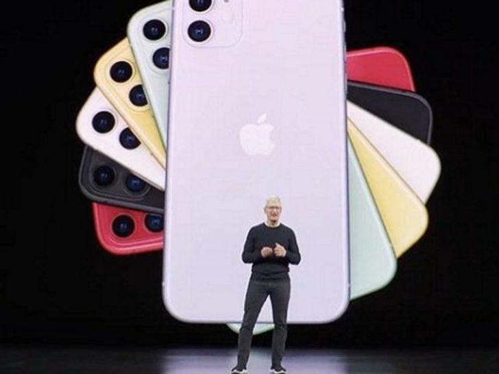Apple'dan duyurular: iPhone 11, Watch Series 5 ve daha Fazlası!