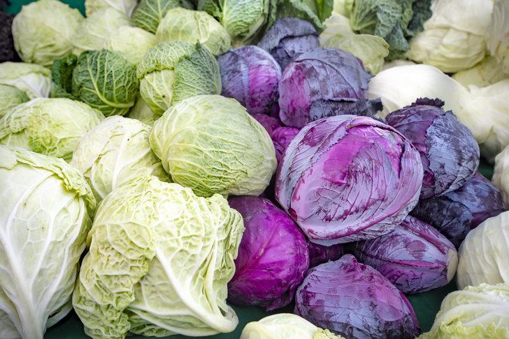 Kış sebzeleri metabolizmayı yavaşlatıyor