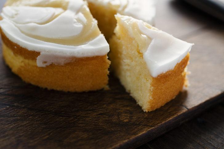 Mis gibi koktu: Limonlu kek tarifi