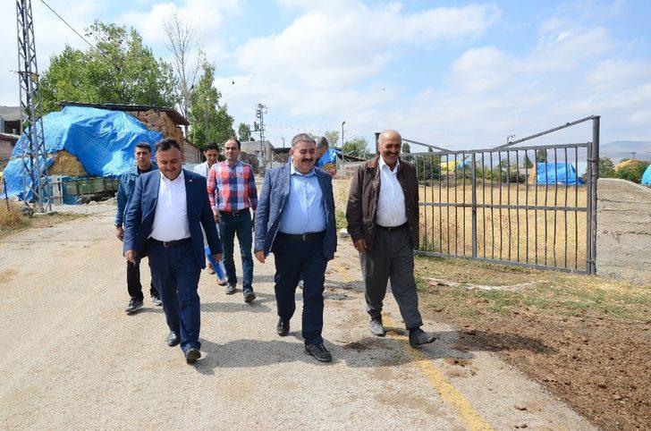 Başkan Sunar, köy köy gezerek istekleri birinci ağızdan dinliyor ile ilgili görsel sonucu