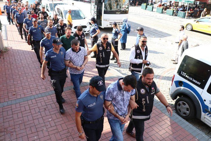 GÜNCELLEME - Kocaeli'de FETÖ/PDY soruşturması
