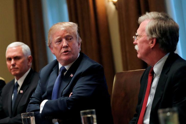 John Bolton'ın görevden alınmasında 'İran' iddiası