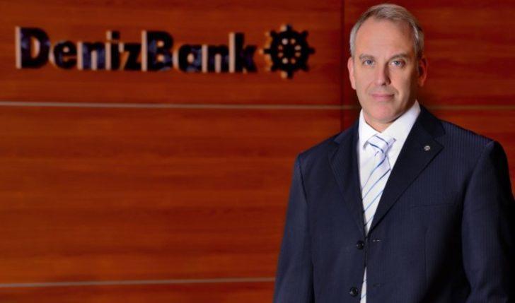 Denizbank üst yönetiminde istifa