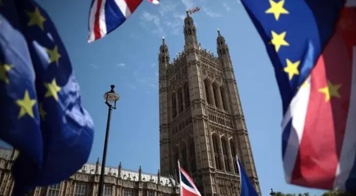 İngiliz hükümeti Brexit süreciyle ilgili korkunç tabloyu paylaştı!