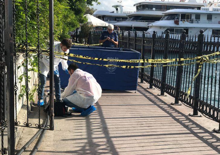 FSM Köprüsü'nden atlayarak intihar etti!