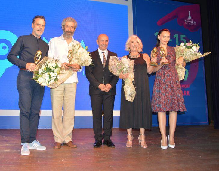 İzmir'de 'Sinema Burada Festivali' başladı