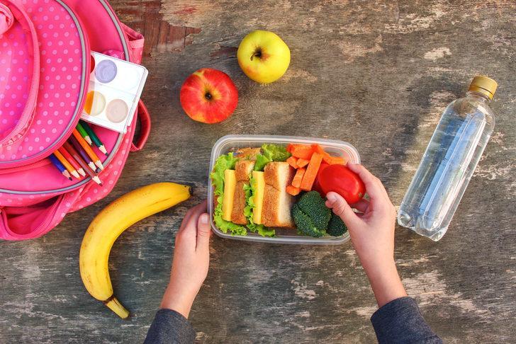Dengeli beslenme ile derslerdeki verimlilik artıyor