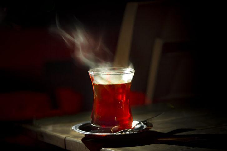 Her 3 kadından birinde demir eksikliği var! Çay ve kahve tüketimine dikkat