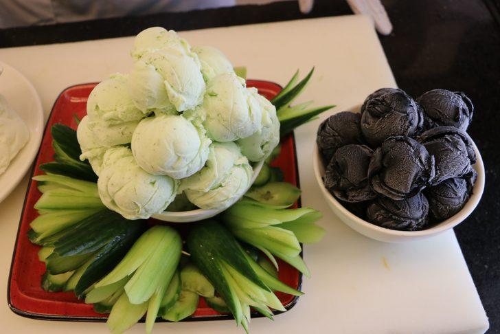 Kaharamanmaraş'ta üretildi: Önce beyazı, sonra siyahı şimdi de yeşili var