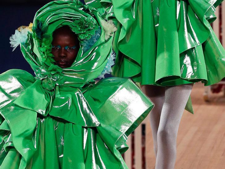 New York Moda Haftası'nda Marc Jacobs rüzgarı