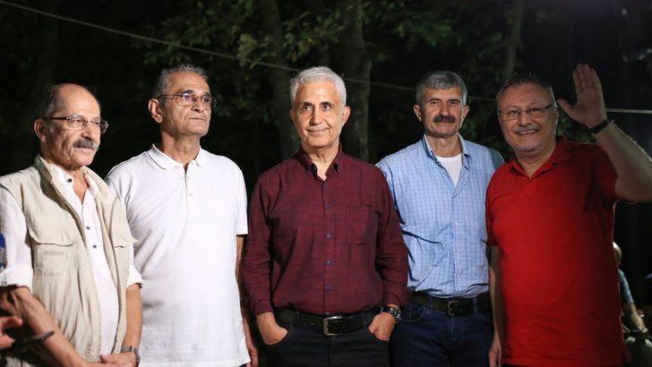 Yargıtay'ın kararı sonrası Cumhuriyet gazetesinin beş eski yazarı tahliye oldu
