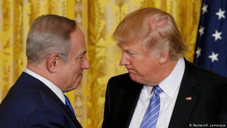 Netanyahu Beyaz Saray'daki telefonları dinledikleri iddiasını reddetti