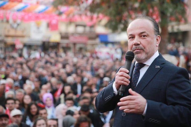 """AK Parti'li Yavuz: """"Gazi Mustafa Kemal Atatürk'ü, CHP'den kurtarmanın zamanı geldi de geçiyor"""""""