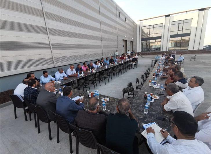 DTSO ve DTB Besi OSB'deki işletmeleri ziyaret etti