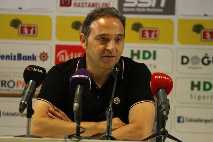 Fuat Çapa'dan Eskişehirspor'a veda mesajı