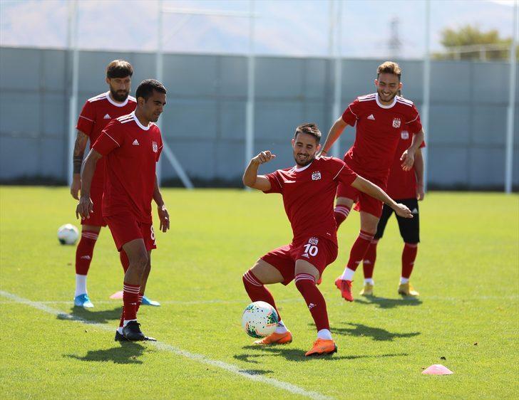 Sivasspor, Medipol Başakşehir maçına hazır