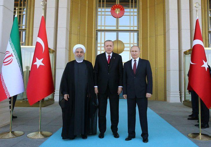 'Üçlü Zirve Toplantısı' Ankara'da