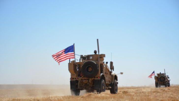 'ABD Ortak Devriye İçin Suriye'ye İlave Asker Göndermeyecek'