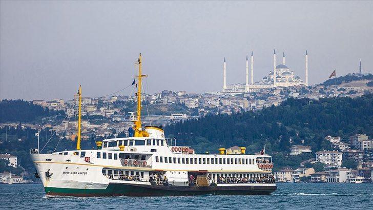 UKOME onayladı... İstanbul Şehir Hatları Vapurları 10:00-16:00 arasında 5 kuruş!