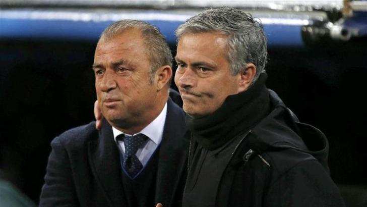 Jose Mourinho'dan flaş Fatih Terim ve Snejider sözleri!
