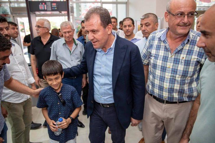 Mersin Büyükşehir Belediyesi'nin süt projesi başlıyor