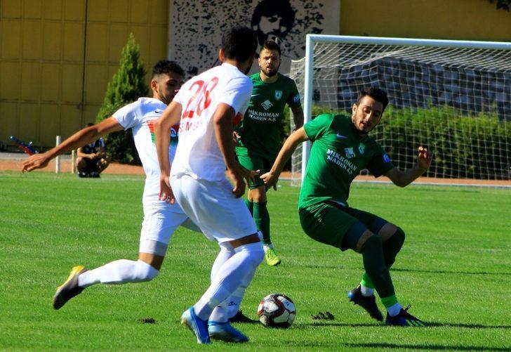 3. Lig: Muğlaspor: 0  Bayrampaşa: 1