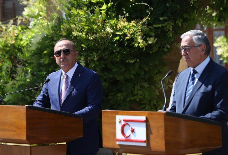 Çavuşoğlu'ndan Rum Dışişleri Bakanı'na sert tepki: Nikos sınırı aşmasın