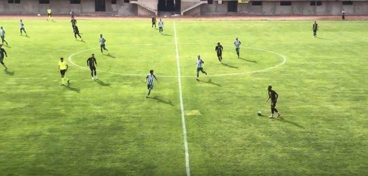 Bayburt İl Özel İdarespor, Kırşehir Belediyespor'a 3-0 mağlup oldu