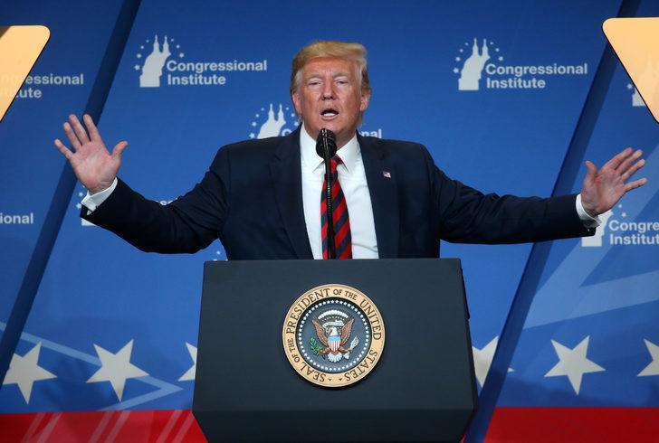 Trump'tan 'muhtemel bir saldırıya hazırız' mesajı