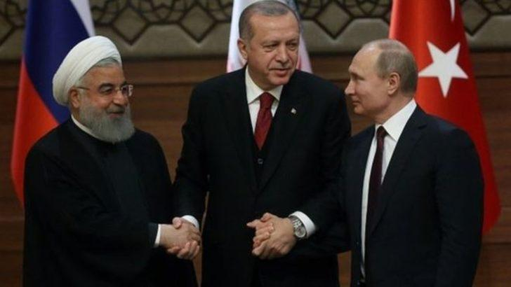 Putin ve Ruhani Ankara'ya geliyor! Üçlü zirvede ne görüşülecek?