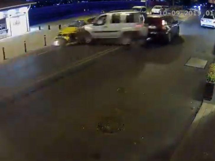 İstanbul'da alkollü sürücü dehşeti!
