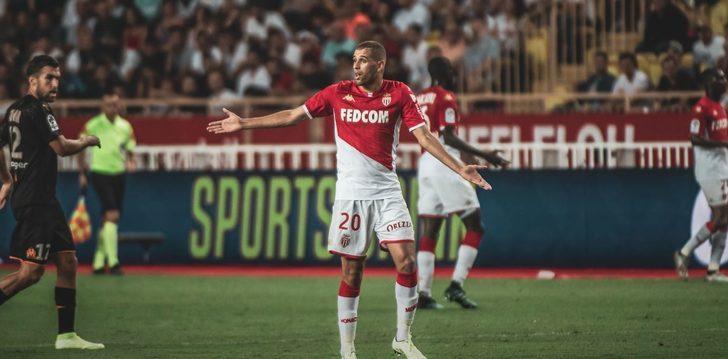 Monaco 3 - 4 Marsilya (Ligue 1)