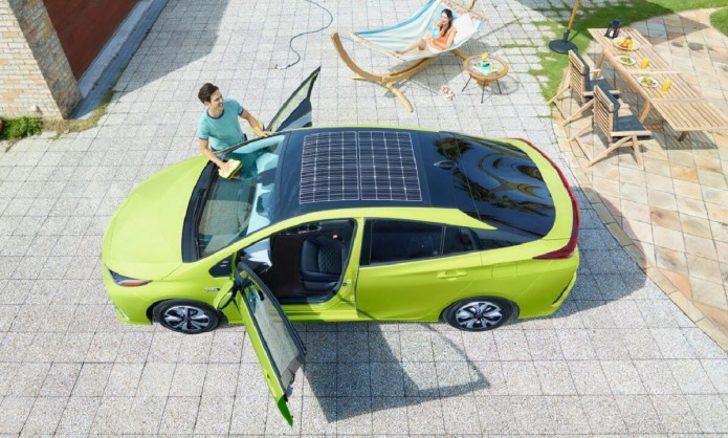 Toyota güneş enerjili otomobil için çekimser konuştu