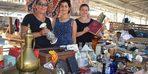 Didim'de eski 'İngiliz Pazarı' yeniden hareketlendi